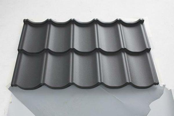 Dachziegel Paneel TUR Doppelreihe